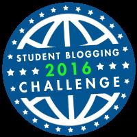 Student Blogging Challenge 2016 Participant